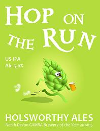 Hop on the Run US IPA